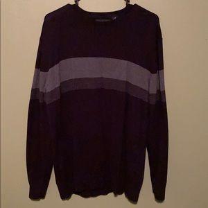 Mens sweater Claiborne xl